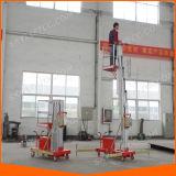 Hydraulische Ladder van de Lift van de Persoon van het aluminium de Enige