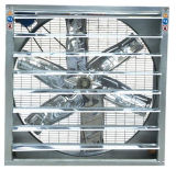 온실 환기 팬 냉각 장치