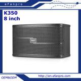 Altoparlante professionale di karaoke di 8 pollici per la stanza di karaoke (K350 - TATTO)