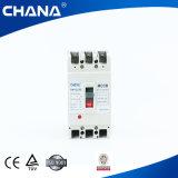 Disjoncteur moulé MCCB de cas reconnu par IEC60947-2