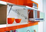 Gabinetes de cozinha de madeira Home modernos do estilo de país da mobília