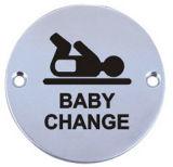 Pannello indicatore della toletta del Wc del pannello indicatore del cambiamento del bambino dell'acciaio inossidabile