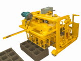 Block mobile Machine/Egg Layer Block Machine en Afrique (QMR2-45)