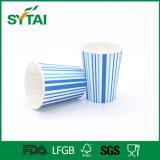 Tazas de café de papel del Amazonas Ebay Aliexpress para el mercado de América, tazas de café disponibles 12oz con la tapa