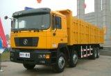 Shacman 8X4のダンプトラックかダンプカートラック