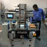 Impresora ULTRAVIOLETA automática de la pantalla de seda para la regla plástica