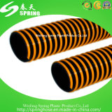 Boyau lourd d'aspiration de PVC avec la qualité