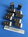 Componentes pesados personalizados da maquinaria da liga do tungstênio