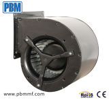 146mm 적능력 Double Inlet Centrifugal Blower Fan