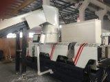 El PLC controla el estirador plástico y el plástico de granulación que granulan reciclando la máquina