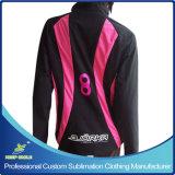 Куртка изготовленный на заказ женщин Windproof водоустойчивая Breathable задействуя