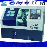 Lathe CNC поворачивая сделанный в подвергать механической обработке Lathe CNC низкой стоимости Китая