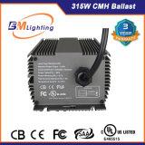 El lastre de la fabricación 315W CMH/HPS Digitaces de Guangzhou crece el lastre electrónico ligero para el invernadero