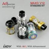 100% ursprüngliches Ijoy Maxo V12 Becken