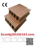 O melhor Decking de WPC (composto plástico de madeira) para o revestimento ao ar livre impermeável 140 *40 milímetro
