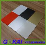 Muitos colorem o painel composto de alumínio 2mm 6mm