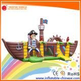 Nave de pirata mega inflable de 2017 Ballcanon Gaint (T6-613)