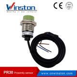 Sensor de proximidade da indutância de Pr30 IP67 10mm