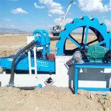 Macchina di lavaggio della pianta della sabbia del silicone con la funzione di ripristino da vendere