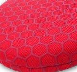 2 Kitchenware пакета цвета перчатки печи изоляции одиночных резиновый