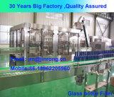 Automatische het Vullen van het Aluminium GLB van de Fles van het Glas Machine