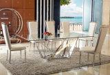新しいデザイン居間のダイニングテーブルの家具セット