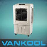 Refrigerador de ar de água de refrigeração móvel evaporativa móvel