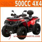 EEC EPA 500cc 4X4 Quadricycle, Cuatriciclos