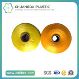 pp jaunes et oranges de 900d mélangent le filé de multifilament