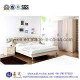 Estilo de la India Juegos de Dormitorio Muebles de madera Cama (SH-024 #)