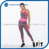 Pantaloni di stirata correnti di Legging del reggiseno e di ginnastica di sport di nuova di disegno delle donne di yoga forma fisica del vestito per l'allenamento