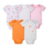 귀여운 유아는 입는다 순수한 면 아기 장난꾸러기 (A766)를