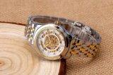 2017 Horloge van het Roestvrij staal van de Luxe het Edele Automatische