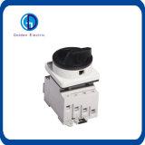 C.C. Photovoltaic do sistema 4p que isola o interruptor