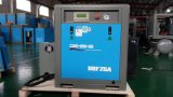 Compressor conduzido direto do parafuso da economia de energia nova