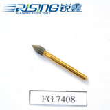 Утеска высокого качества серии FG7404 и отделка зубоврачебное Burs