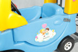 Caddie de véhicule de bébé avec le traitement de poussée