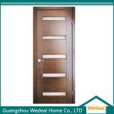 Porte en bois solide de qualité moderne