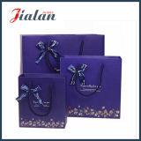 Jl373 Bolsa de papel impreso para el material de embalaje de regalo en Yiwu Precio de fábrica