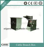 Caixa ao ar livre européia da filial do cabo de alta tensão de Dfw2 10kv 24kv 35kv/junção elétrica com interruptor da carga da isolação Sf6