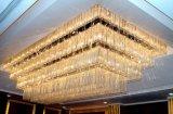 Iluminación cristalina del techo del hotel de B20-655 G9 para el pasillo
