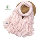 Le modèle neuf colore Madame Fashion Scarf de châle de coton de rayonne