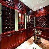 Kabinet van de Wijn van de Boomstam van de luxe het Uitstekende met Rek (GSP19-008)