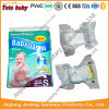 China Diaper De Nieuwe Doek van de Leverancier van de fabrikant zoals Magische Tapesdisposable Baby Luiers