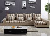 Sofà moderno del blocco per grafici di legno del sofà del tessuto (HX-SL043)