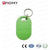 para o ABS RFID Keyfob do comparecimento e do controle de acesso Ntag213 do tempo