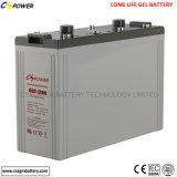 Sonnenkollektor-tiefe Schleife-Gel-Batterie für Energien-Speicher 2V1000ah