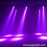 LED 36X10W 단계 이동하는 맨 위 급상승 & 세척 빛 (A36-10)
