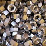 Noix Hex lourde de l'acier inoxydable 904L 1.4539 ASME B 18.2.2