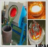 Zhengzhou Gous SelbstkippenIGBT Induktions-Heizungs-schmelzender Ofen für Kupfer 50kg/Silber/Gold